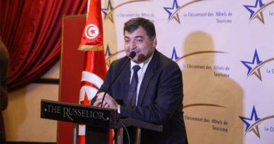 Tourismusminister René Trabelsi
