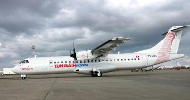 Tunisair Express: Zweite neue Maschine des Typs ATR72-600 CE wurde übergeben