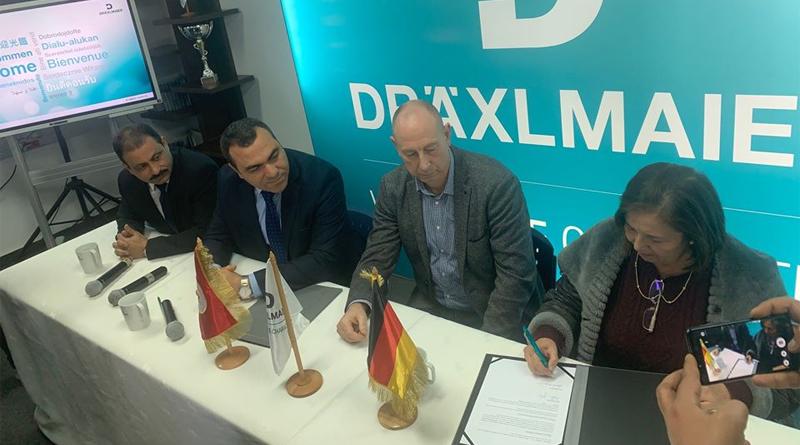 Dräxlmaier Gruppe geht Partnerschaft mit dem SOS Kinderdorf Siliana ein