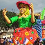 Karneval in Yasmine Hammet