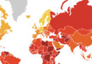 Corruption Perception Index 2019 von Transparency International