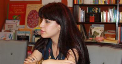 Lina Ben Mhenni, Bloggerin und Menschenrechtsaktivistin, 2019