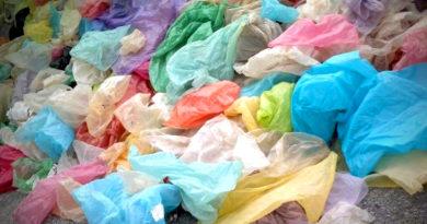 Plastiktüten (Symbolfoto)