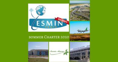 Yesmin Tours Bonn: Charterflüge ab Köln nach Tunis und Sfax in Charter mit Jasmin Airways