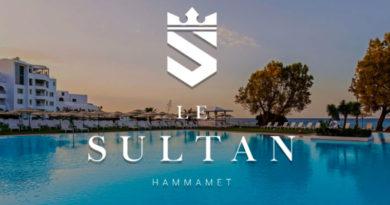 "Hotel ""Le Sultan"" in Hammamet"