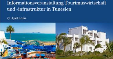 Infoveranstaltung in Berlin: Tunesien investiert in Tourismuswirtschaft und -infrastruktur