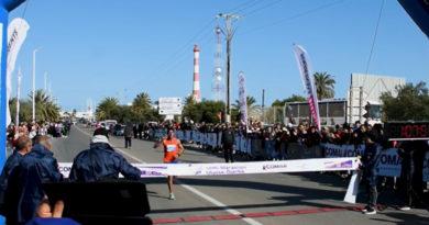 1200 Läufer beteiligten sich am Ulysee-Halbmarathon von Djerba