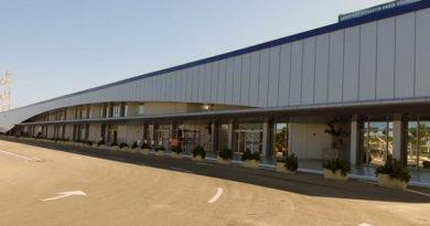 Repatriierung Flughafen Monastir (MIR) - Neue Fassade Revision