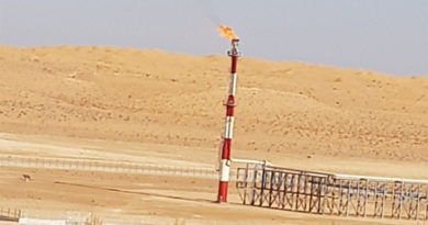 Nawara Öl- und Gasfeld, Tataouine