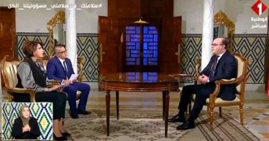 Interview mit Regierungschef Elyes Fakhfakh über die weiteren Maßnahmen