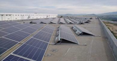 ABO Wind zwölf Photovoltaik-Dachanlagen in Tunesien