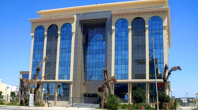 1 Quartal Firmensitz der Société de Fabrication des Boissons de Tunisie (SFBT)