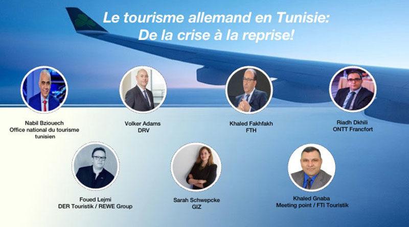 AHK Talk - Deutsche Reiseveranstalter: Tunesien muss kommunizieren!