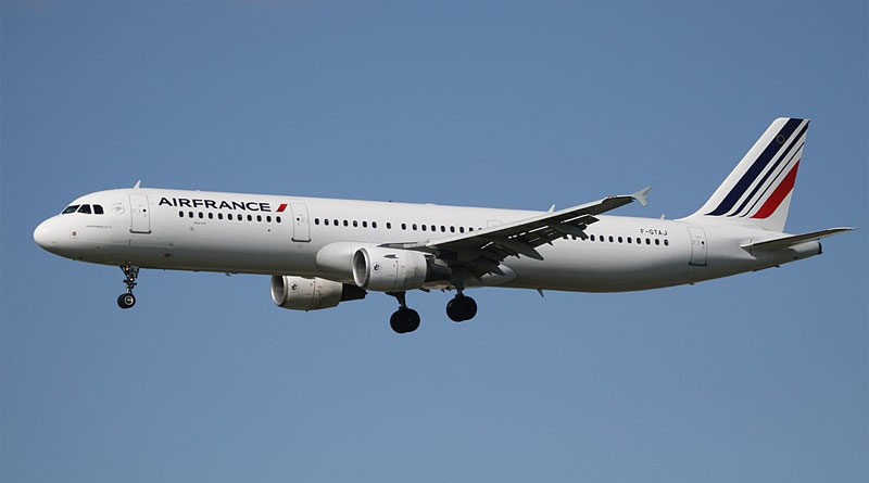 Airbus A321-200 der Air France