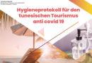 Fremdenverkehrsamt Tunesien: Hygieneprotokoll in deutscher Sprache