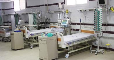 Achtzehn Intensivpflegebetten für fünf regionale Krankenhäuser