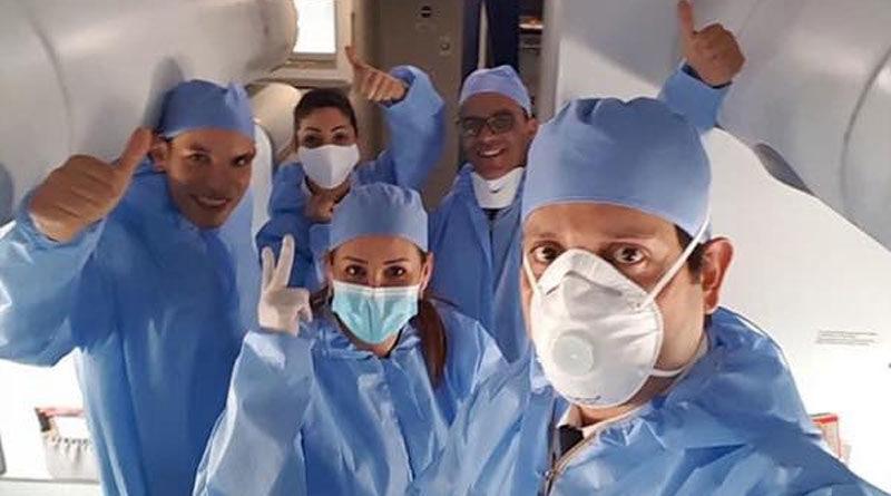Hygieneverfahren Neue Gesundheitsmaßnahmen für Flüge mit Tunisair - Bild: Tunisair