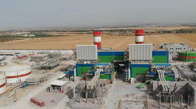 Manouba: Gaskraftwerk Borj El Amri geht in Betrieb