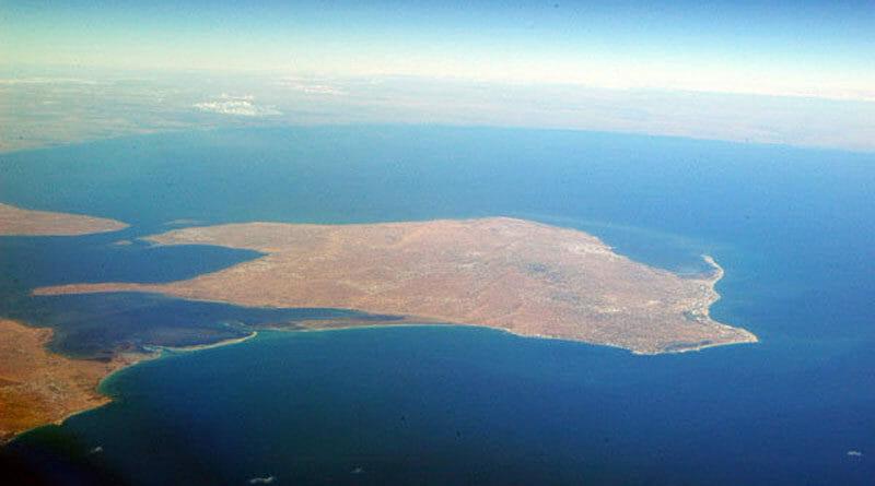 Fluggesellschaften Insel Djerba aus dem All