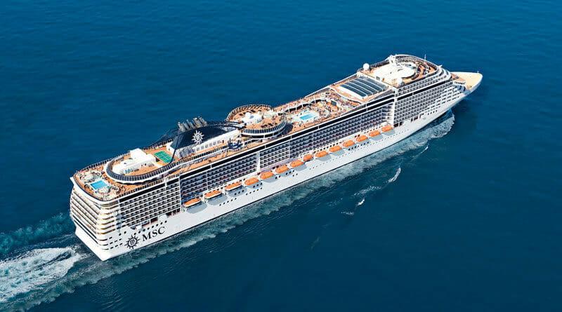 MSC Cruises kehrt ab August 2021 nach Tunesien zurück