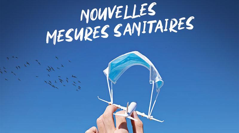 Nouvelair: Sanitäre Maßnahmen an Bord und in Flughäfen