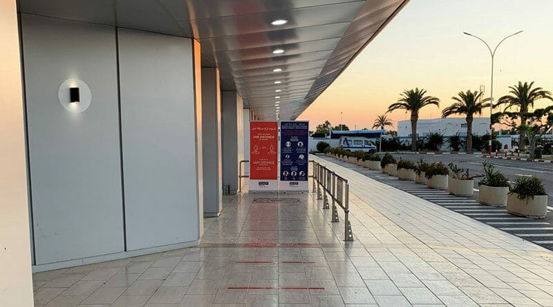 TAV Tunesien: Flughäfen Monastir und Enfidha sind bereit
