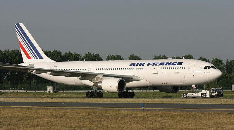 14 Juli 2020 Airbus A330 von Air France - Bild: Airwim [GFDL (http://www.gnu.org/copyleft/fdl.html) or GFDL (http://www.gnu.org/copyleft/fdl.html)]