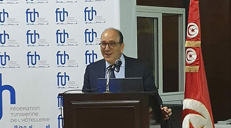 Khaled Fakhfakh, Präsident des tunesischen Hotelverbandes zu Haft und Geldstrafe verurteilt