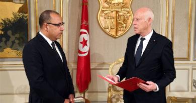 Innenminister Hichem Mechichi wird zum Regierungschef ernannt