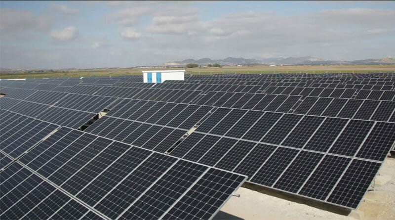 Soleil Enfidha: Erstes privates Photovoltaik-Kraftwerk eröffnet
