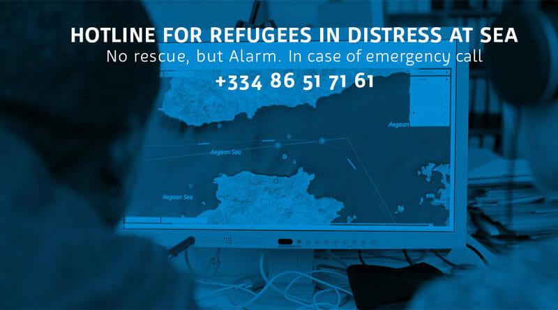 Stiftung PRO ASYL: Menschenrechtspreis 2020 für Watch the Med – Alarm Phone