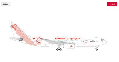 Herpa Tunisair