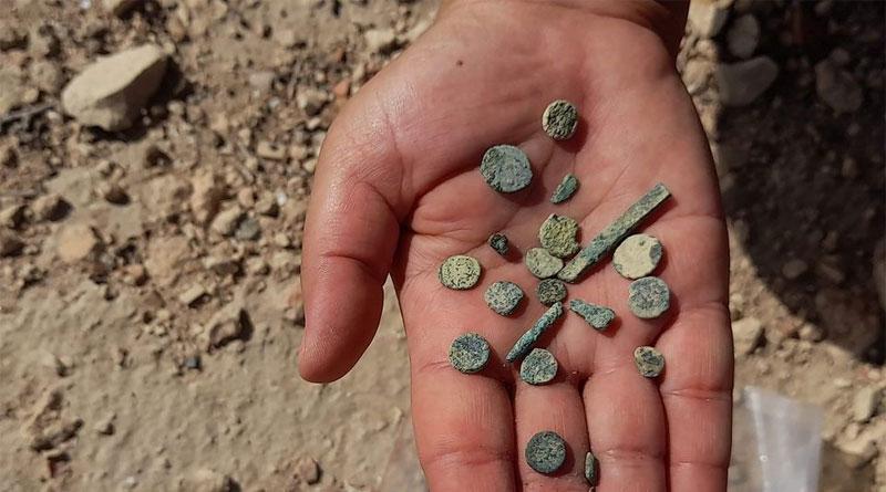Borj El-Amri: Münzen
