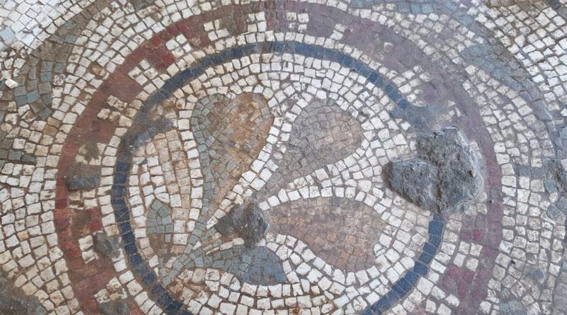 Borj El-Amri: Mosaik