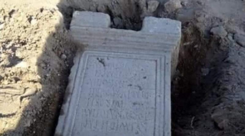 Tonnenschweres römisches Artefakt in Monastir gefunden