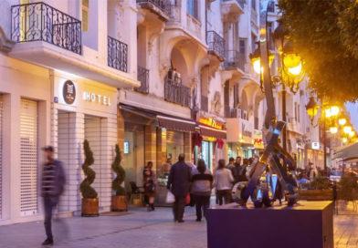 25 September 19 August Hotel Carlton - Fluchtpunkt in der Nacht zum 14 Januar 2011