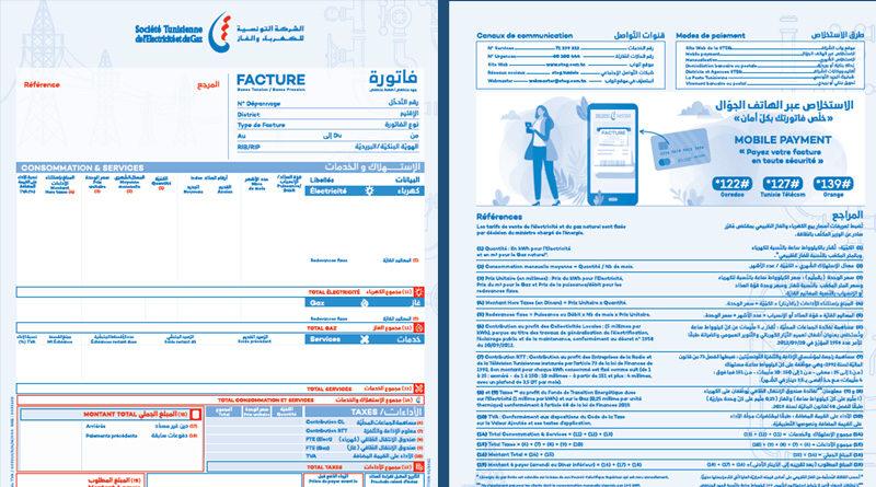 Neue Verbrauchsabrechnung der STEG ab 26 Jan 2021