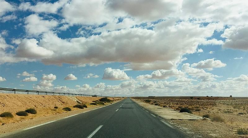 Trans-Sahara-Straßenprojekt Algier-Lagos vor dem Abschluss - Bild: https://commons.wikimedia.org/w/index.php?curid=87630309