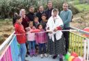 Jendouba: Karim Arfa zaubert mit einer Brücke Kindern ein Lächeln ins Gesicht