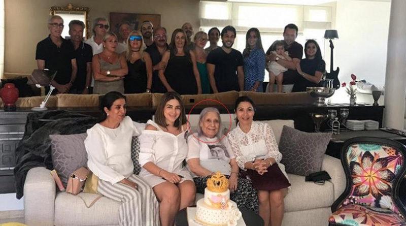 Lilia, letzte Tochter des Bey von Tunis in Casa Blanca verstorben