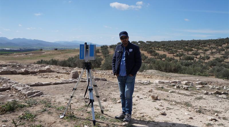 Trasse Autobahn Tunis-Gafsa: Antiken Bauernhof entdeckt
