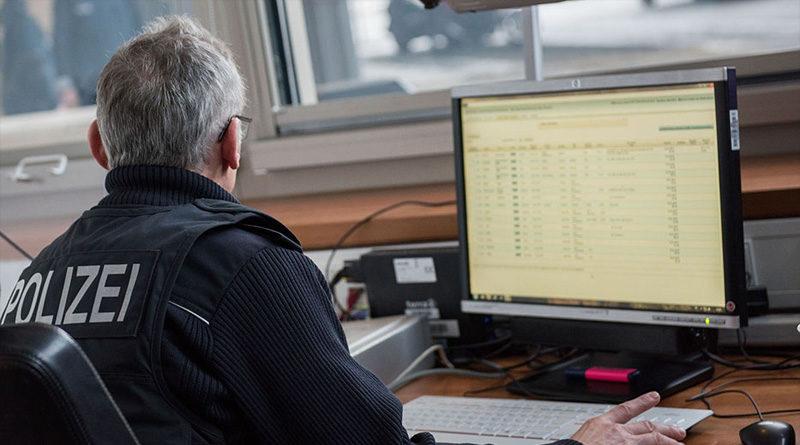 einreiseanmeldung.de - Achtung vor gefälschen Seiten - Bild: Bundespolizei Stolze