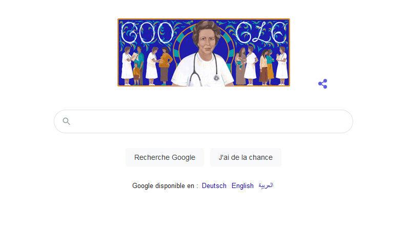Google ehrt die tunesische Ärztin Tawhida Ben Cheikh