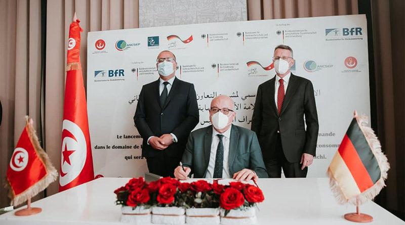 Deutschland und Tunesien: Gemeinsam für mehr Lebensmittelsicherheit