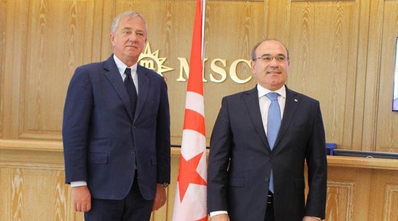MSC Kreuzfahrten kehrt im Jahr 2022 nach Tunesien zurück
