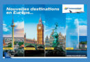 Nouvelair: 110 wöchentliche Flüge zu 18 europäischen Zielen
