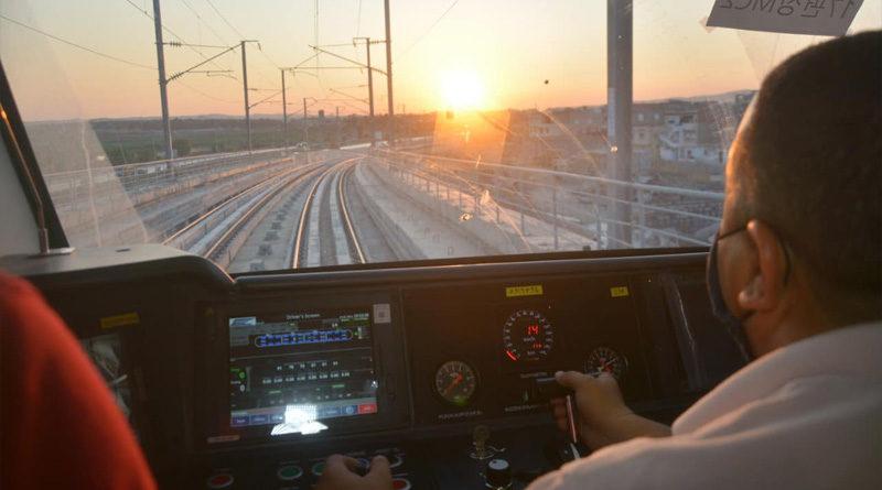 """RFR-Schnellbahnlinie """"E"""" Tunis-Bougatfa in Betrieb genommen"""