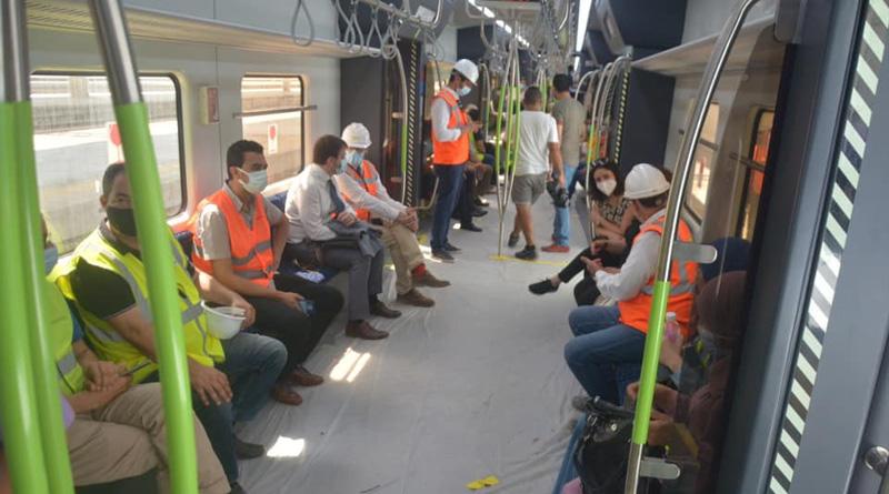 """RFR-Schnellbahn: Linie """"E"""" Tunis-Bougatfa in Betrieb genommen"""