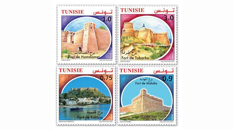 Festungen in Tunesien: Tabarka, Kélibia, Hammamet und Mahdia