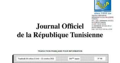 Präsidentielles Dekret 2021-1 bezüglich des Impfpasses (Pass Sanitaire)